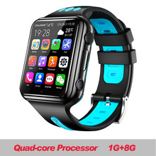 W5 2020 NFC Waterproof 4G Smartphone Watch Downloadable APP MP4 Play AI Smart Voice Smartwatch Reloj Mujer Inteligente Icwatch(China)