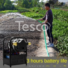 цена на Rechargeable vegetable water pump, high power outdoor agricultural irrigation pump, 12v water pump, large flow well water pump
