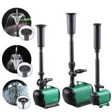 New 8/14/24/55/85W High Power Fountain Water Pump fountain Maker Pond Pool Garden Aquarium Fish Tank Circulate Multi Performance