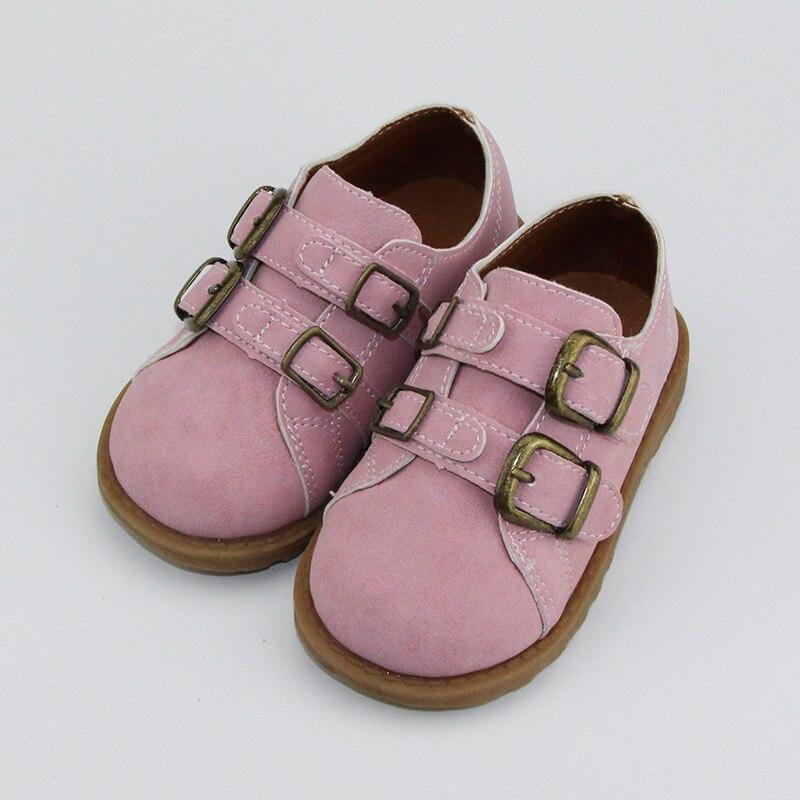 couro estudante desempenho apartamentos sapatos nova moda estilo britanico sapatos 05