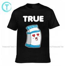 Milk Tshirt Awesome Cotton Short Sleeves T Shirt Graphic Summer Tee Shirt Mens Big