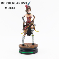 DORDERLANDS3 2K GEARBOX SOFTWARE#10 NUMBER 10 U MODERN ICONS MOXXI Toy Figures