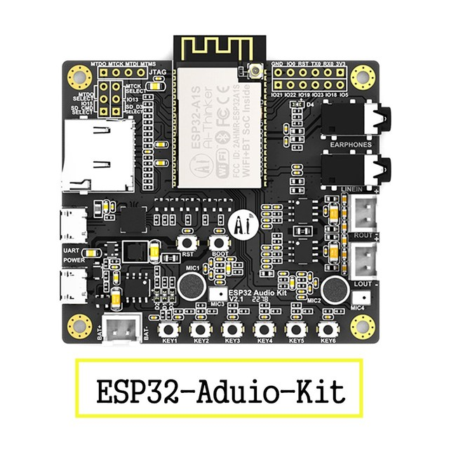 ESP32 Aduio Kit wifi + bluetooth 모듈 esp32 직렬 wifi 오디오 개발 보드