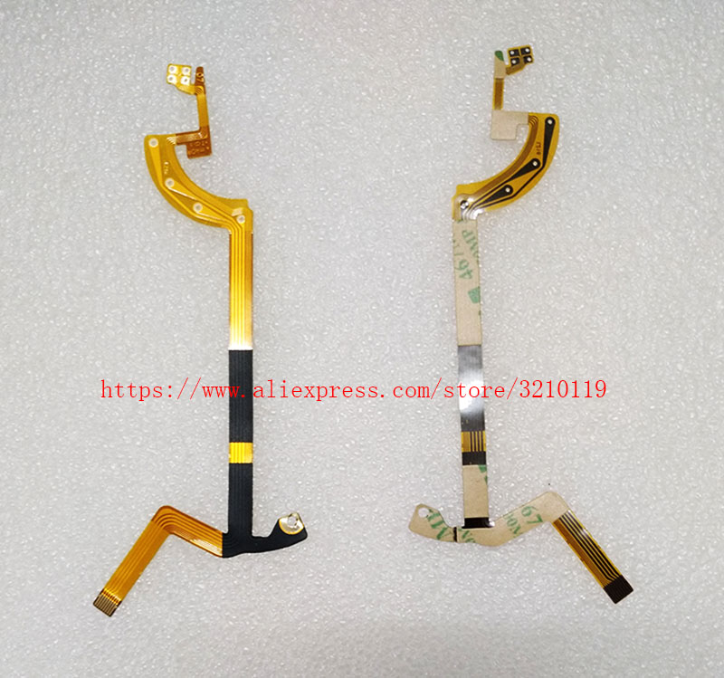 10pcs/ Free Shpping! New Lens Aperture Flex Cable For Canon Ef 24-105 Mm 24-105mm F/4l Is Usm Repair Part
