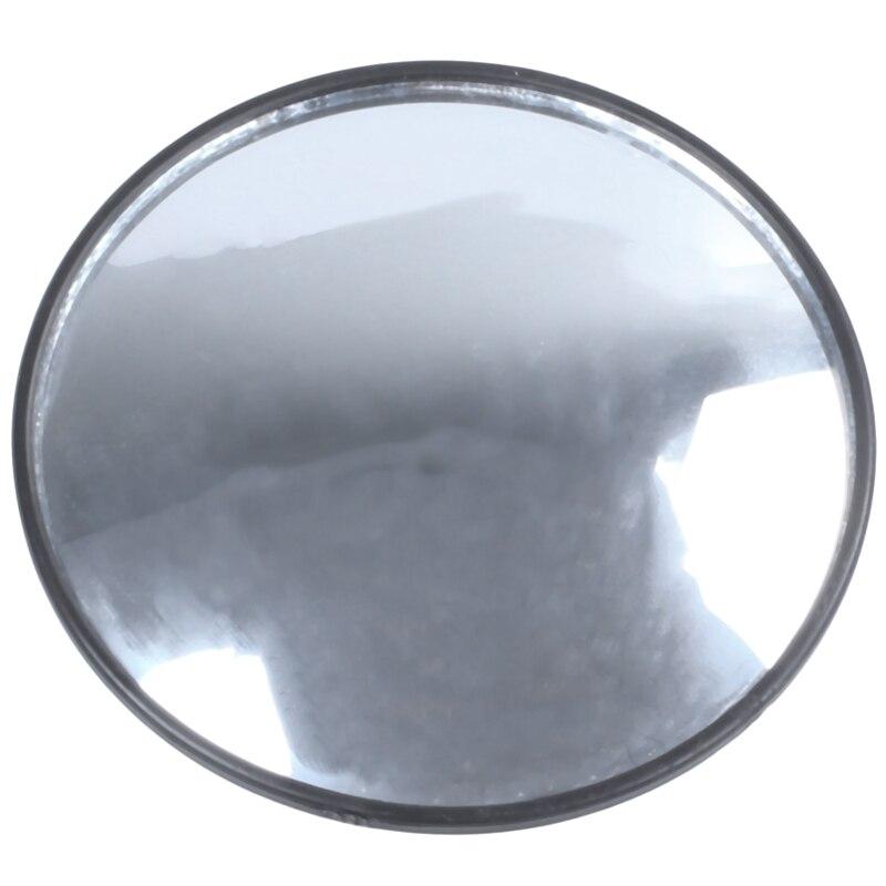 95mm OD adhesive round convex view rear mirror mirror side mirror