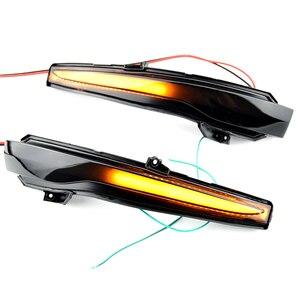 Image 4 - Dynamische Blinker Blinker Sequentielle Seite Spiegel Anzeige Licht Für Mercedes Benz C E S GLC W205 X253 W213 W222 V Klasse W447