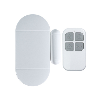 цена на Wireless Home WIFI GSM Security Alarm System Kit APP Control With Auto Dial Motion Detector Sensor Burglar Alarm System Home