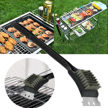 Weber Grill Brush Bbq Basting Brush Size:21x7.3CM(Approximately) Barbecue Cleaning Gifts Bbq Brush Supply Scraper Tool Gadget