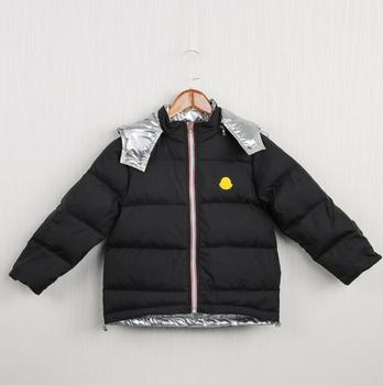 2019 new winter children's clothing children's boy cotton padded warm down jacket in the big boy baby coat