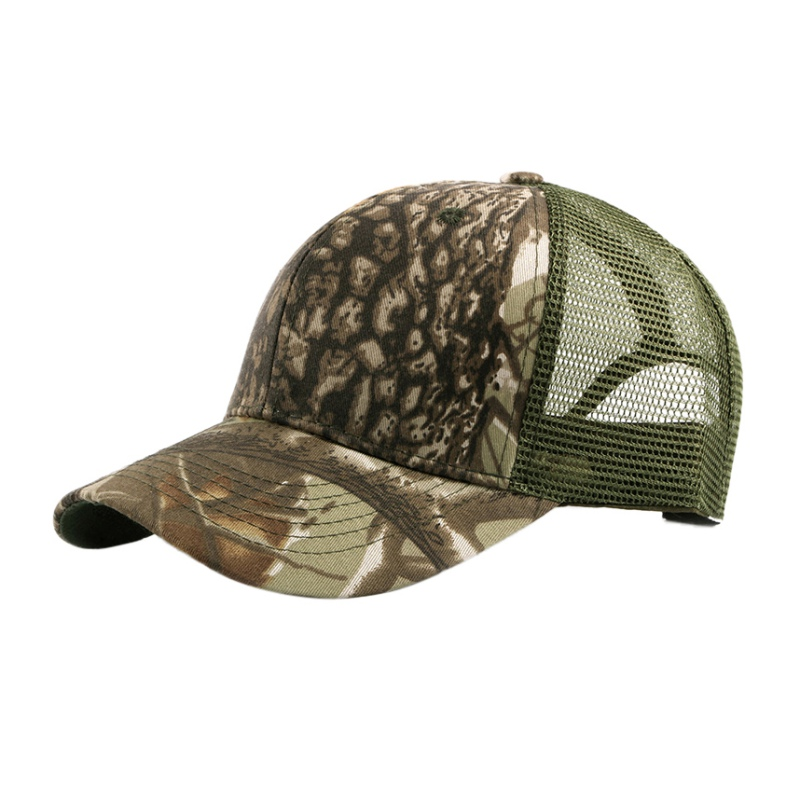 2019 New Tactical Cap Outdoor Fishing Camping Hunting Hat Camouflage Baseball Cap Browning Camouflage Cap Military Hat