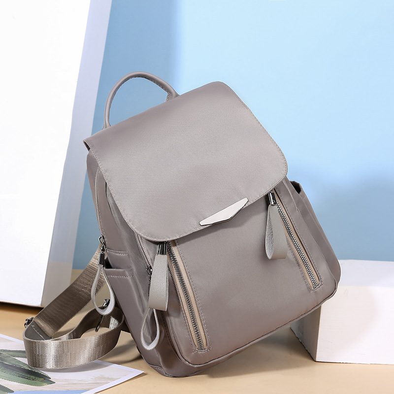 New Style Oxford Cloth Backpack Hot Selling Fashion Elegant Popular Manufacturers Wholesale Foreign Trade Export Cross Border Fo