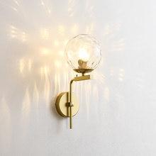 Новый современный светодиодный настенный светильник украшение