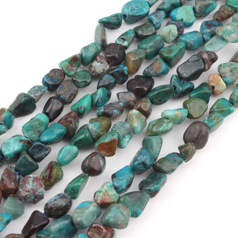 Irregular Phoenix Turquoise Pick Size 15