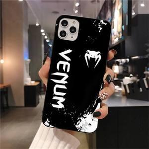 Image 2 - Fighting Fitness VENUM Logo Phone Case For iphone 12 11 Pro Max Mini XS Max 8 7 6 6S Plus X 5S SE 2020 XR cover