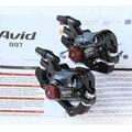 Оригинальный avid bb7 велосипед механический тормозной диск MTB тормозной суппорт для велосипеда набор Bettery велосипед тормозные Аксессуары для ...