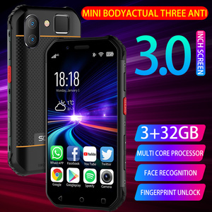 Soyes S10 3G 32G Waterproof Mini Smartphone Android 6.0 MTK6737 1800mAh Soyes XS Mobile Cellphone NFC Face ID Fingerprint