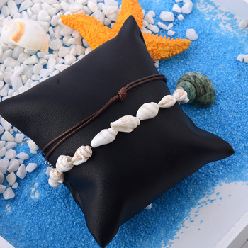 2020 new spring&summer shell Anklets for Women Bohemian Beach  shell anklets Jewelry ankle strap Accessories wholesale 3
