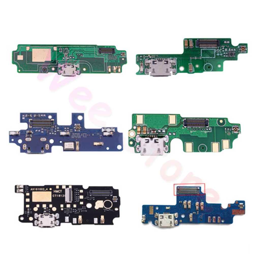 Original For Xiaomi Redmi Note 3 3s 4 4x Pro Prime USB Charging Date Port Charger Dock Connector Flex Cable Replacement