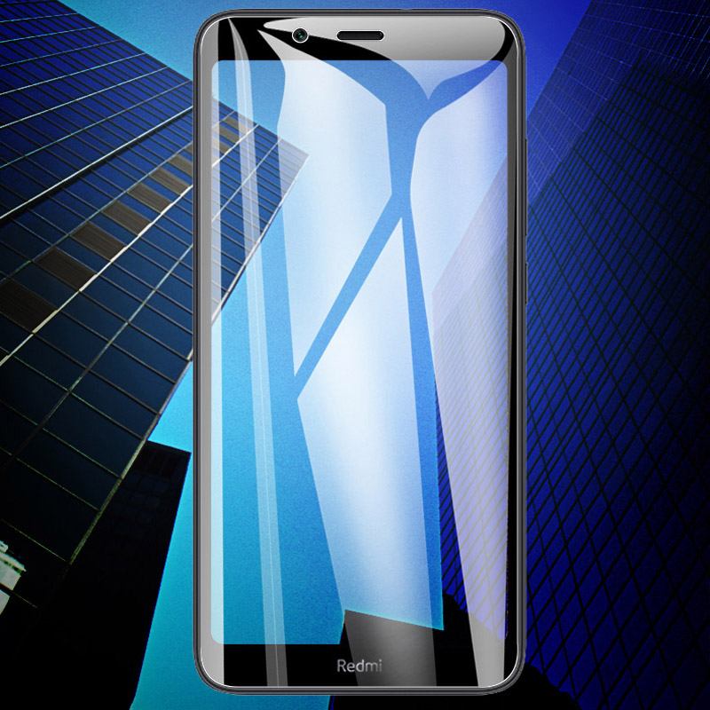 9D Protective Glass For Xiaomi Redmi 6 Tempered Front Screen Protector Glass For Redmi 6 Back Lens Film Camera Protection Glass in Phone Screen Protectors from Cellphones Telecommunications