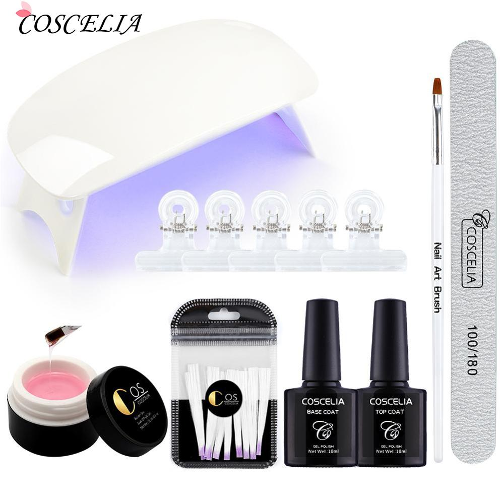 Nail Extension Glue Nail Extension Fiberglass Fiber Glass Silk Nails Wrap Stickers Nail Form Nail Art Tools