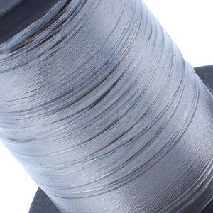 Image 5 - 30M 304 rollo de alambre de acero inoxidable solo brillante Cable de alambre duro 0,3 Mm
