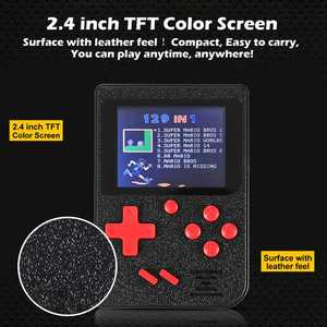 Image 5 - Handheld Game Player 8bit Video Game Console Game Player Built in 129 Games