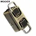 MOOER The Wahter гитарная педаль Wah гитарный эффект педаль Датчик давления переключатель двойного переключения режимов металлический корпус для г...