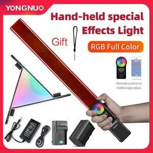 Video-Light Ice-Stick Yongnuo Yn360 Phone-App 3200K-5500K YN360III Handheld Colorful