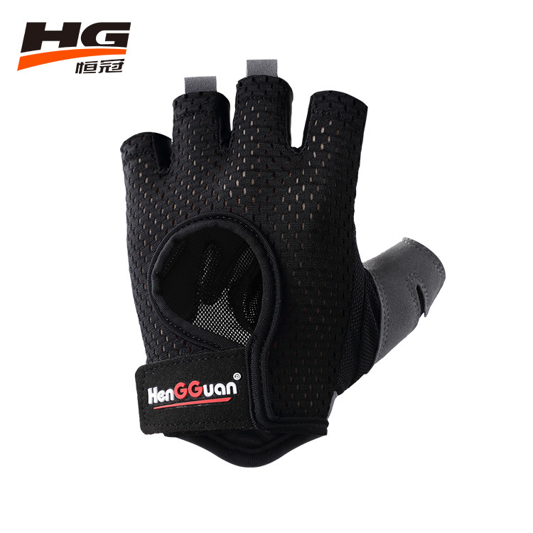 PEPE Fitness Gloves Anti-Cocoon Men's Anti-slip Sense Bicycle Breathable Anti-off Hand Horizontal Bar Thin Move House Profession