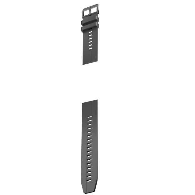 Correa de reloj inteligente de 35mm de ancho, pulsera inteligente impermeable a prueba de sudor, correa de muñeca de repuesto para IWO W26