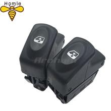 Новое высокое качество 5 Pin окна Управление кнопка включения для Renault Megane Clio 7700838100 для Nissan Almera G15 2013