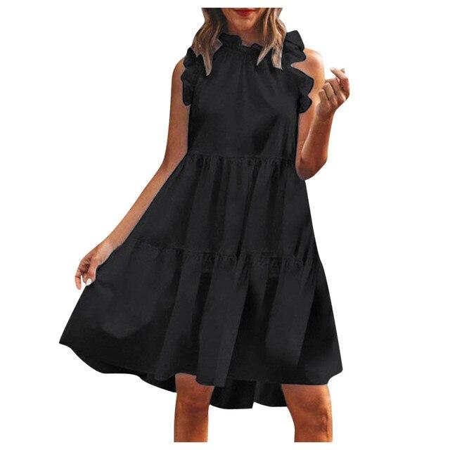 Sleeveless Women Maternity Dress for Wedding 5