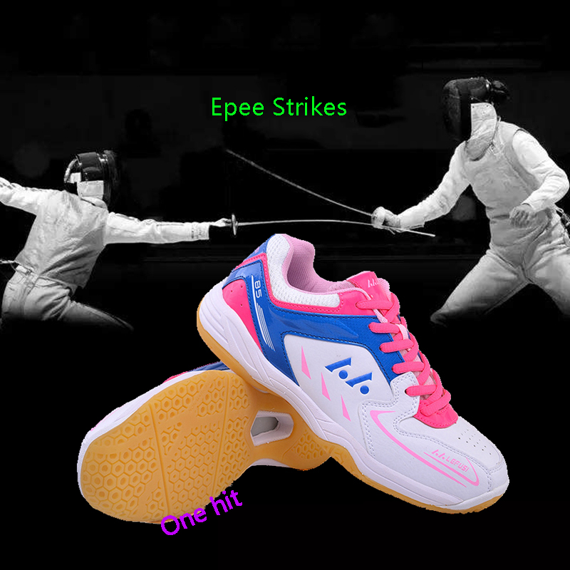 Fencing Shoes Women's Fencing Competition Shoes Children Training Sports Shoes Non-slip Fencing Shoes