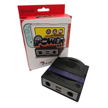 Brook Power Bay Fast Charging Stand Dock support for Bluetooth Headsets Portable GameCube Input Mode for GC Controllers