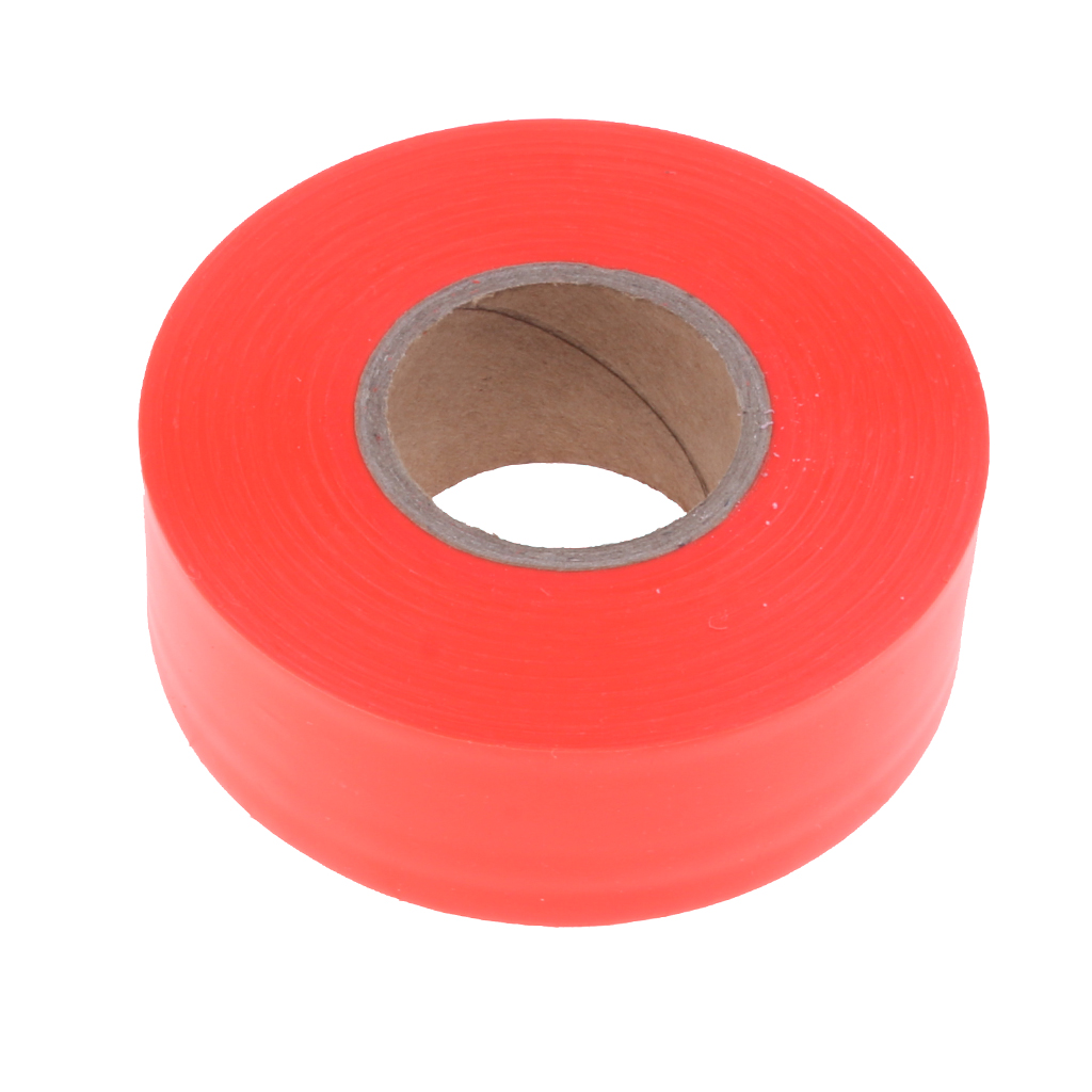 High Visibility Hunting Hiking Trail Marking Flagging Tape Ribbon