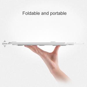 Image 5 - Höhe Einstellung Laptop Stehen Für Macbook Pro Notebook Unterstützung 360 Grad Rotierenden Unteren Computer Stand Riser Cooling Pad