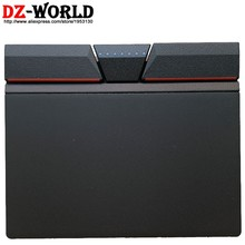 Não Novo Mouse Pad Três Teclas Touchpad Clicker para Lenovo Thinkpad X230S S1 Yoga 12 X240 X250 X260 X270 Laptop 00UR975