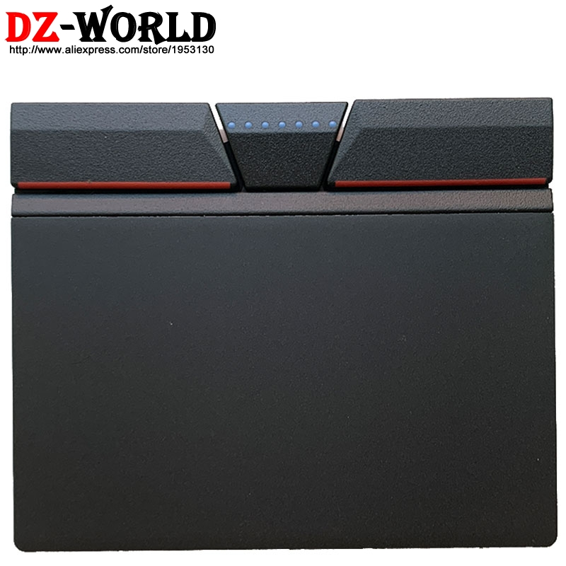 Not New Clicker Mouse Pad Three Keys Touchpad for Lenovo Thinkpad X230S S1 Yoga 12 X240 X250 X260 X270 Laptop 00UR975 image