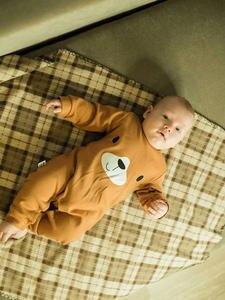 VTOM Infant Jumpsuit Rompers Toddler Baby Baby-Boys-Girls Cartoon Long-Sleeved BB8-2