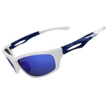 Jiepolly поляризационные очки для рыбалки UV400 Спортивные очки для занятий на открытом воздухе Сверхлегкий Велоспорт Туризм Бег для женщин мужчин очки