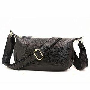 Image 3 - Echtes Leder Tasche Frauen Designer Rosa Schulter Messenger Tasche Kreuz körper Hohe Qualität Weiche Echt Leder Handtasche Frau Taschen