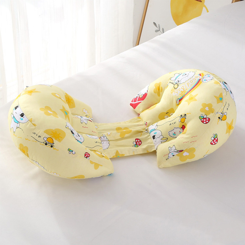 1 шт. ортопедическая поясничная подушка для бокового сна для беременных женщин специальная подушка для сна забота о материнстве Защита позвоночника поясная подушка - Цвет: sheep
