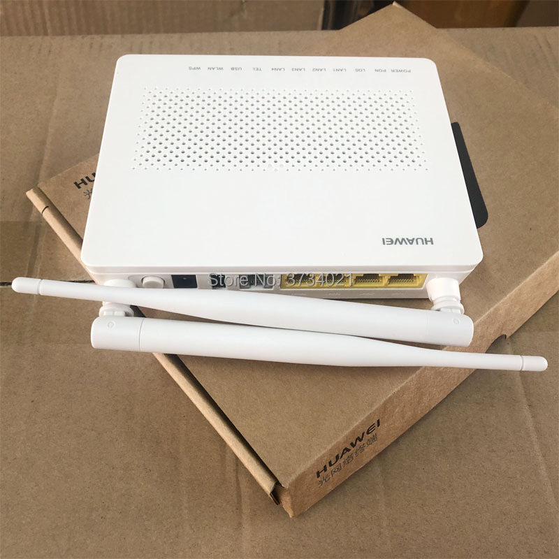 2020 New Arrival Huawei EG8141A5 GPON ONU ONT, SC APC Connector Type Optical Network Terminal, 1GE 3FE With 2.4G Wifi