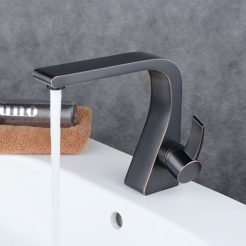 Bella Sanitary Ware Currently Available Wholesale Copper Gold Basin Faucet New Style Bathroom Wash Basin Hot And Cold Faucet