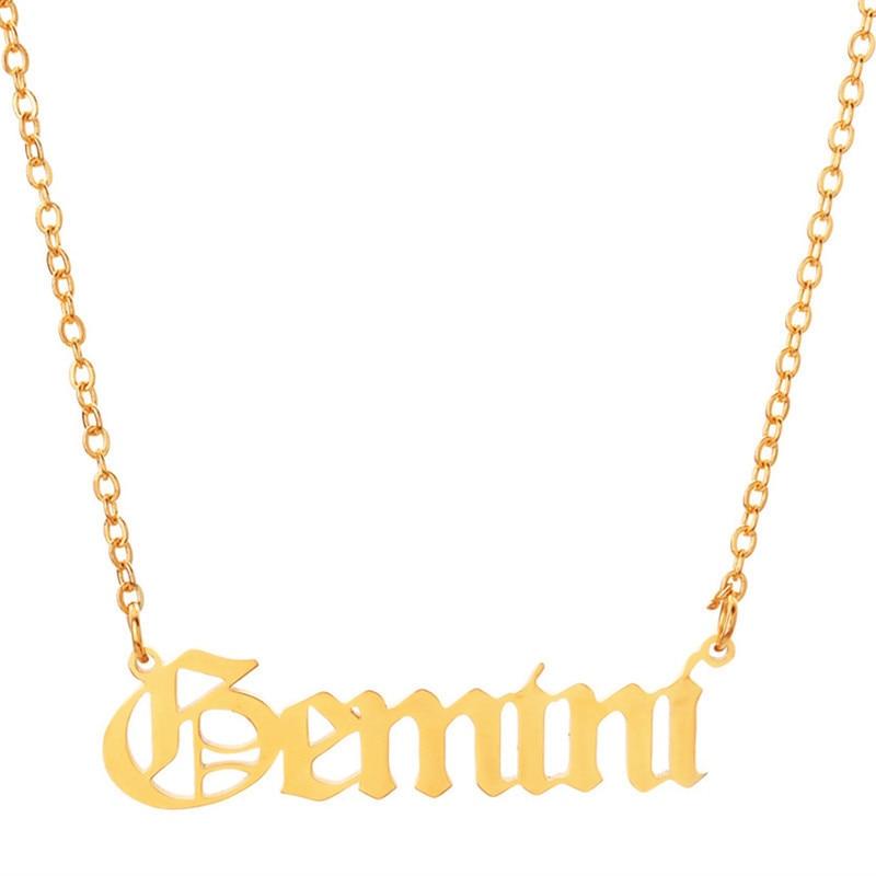 Gold Gemini