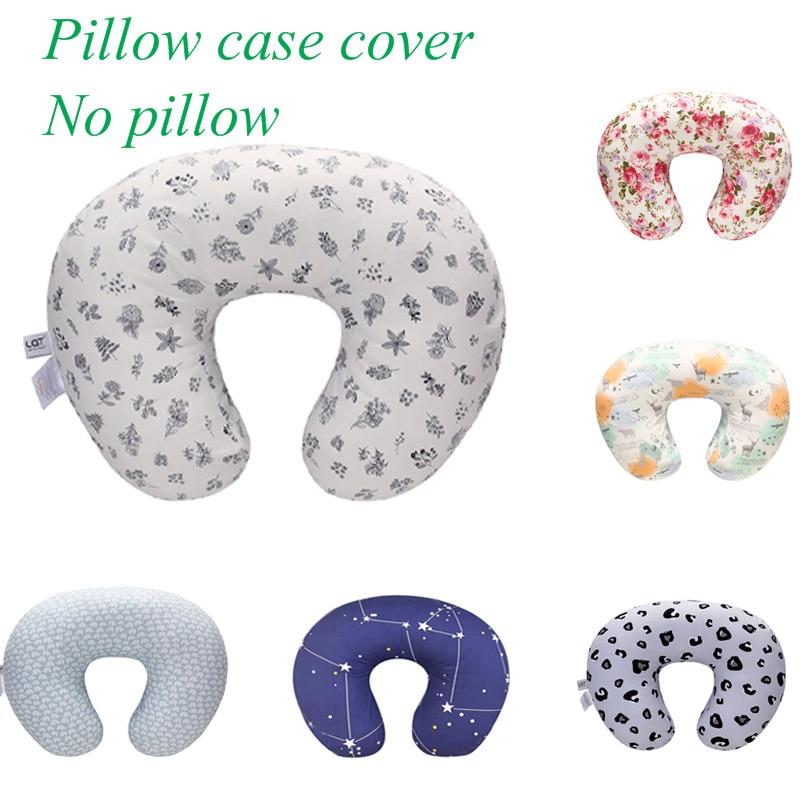 2020 New Baby U-Shaped Breastfeeding Pillow Nursing Pillow Cover Soft Slipcover Breastfeeding Cushion Cover Baby Shower Gift