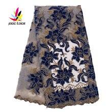 Кружевная ткань бархатные ткани вышитые женские блестящие камни