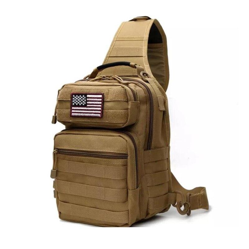 Military Tactical Shoulder Backpack 1