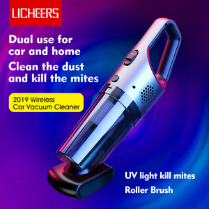 Licheers Wireless Car Vacuum C