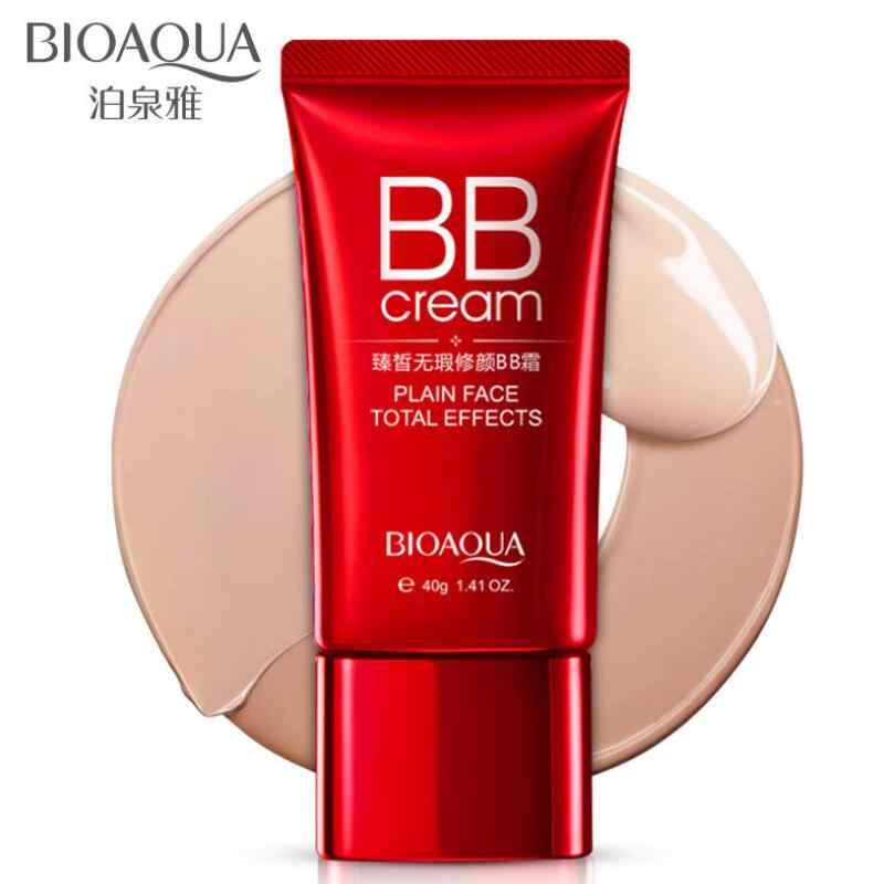 BB Cream Foundation Basis Brightening Whitening Concealer Primer Wajah Make Up Kecantikan Kosmetik